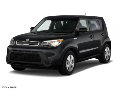 New 2016 Kia Soul Base FWD 4dr Wagon 6A