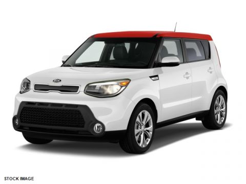 New 2016 Kia Soul + FWD + 4dr Wagon