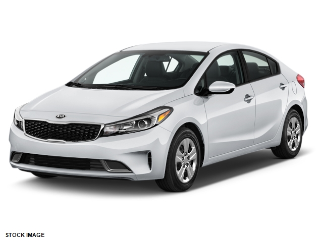 New 2018 Kia Forte Lx Lx 4dr Sedan 6m In Cerritos 82409
