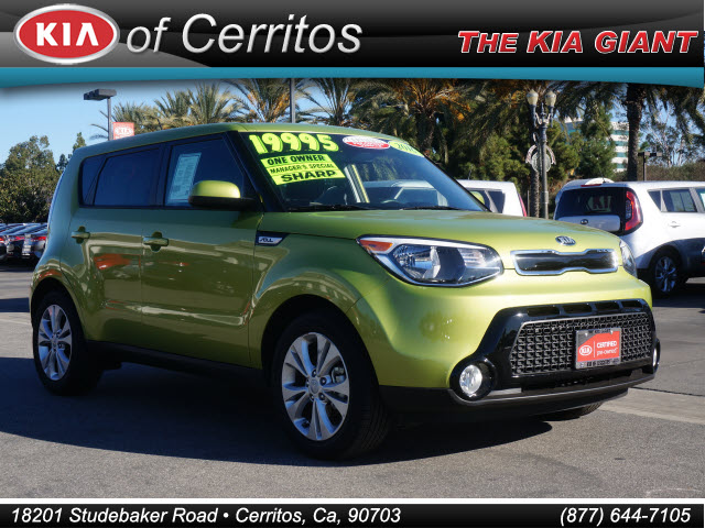 pre owned 2016 kia soul plus 4dr wagon in cerritos p11347 kia cerritos. Black Bedroom Furniture Sets. Home Design Ideas